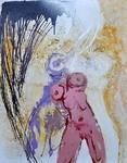Synaesthesie, Bild, Maler, Bildhauer, Cornelius Richter, chemische, Indikatoren, Erotik, lebende, Bildwerke